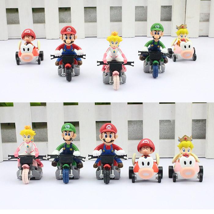 mario toys karting